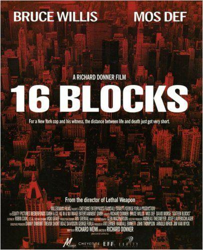 Poster do filme 16 Quadras